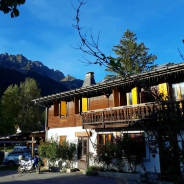 Chalet-Gite Chamoniard Volant Hostel Chamonix (Chamonix - France)
