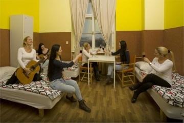 A Plus Hostel (Prague - Czech Republic)
