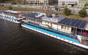Eastern & Western Comfort Hostelboats (Berlin - Germany)