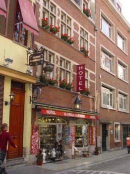 La Vieille Lanterne (Brussels - Belgium)