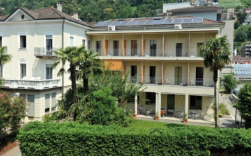 Locarno Youth Hostel (Locarno - Switzerland)