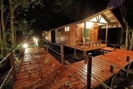 Nature Lodge Kinabatangan (Sandakan - Malaysia)