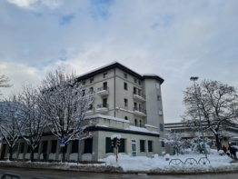 New International Youth Hostel Giovane Europa (Trento - Italy)