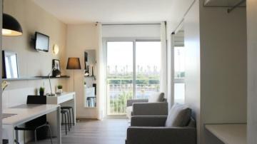 Residencia Campus del Mar (Barcelona - Spain)